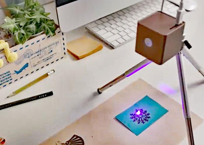 Cubiio A Crowdfunded Desktop Laser Engraver Elektor