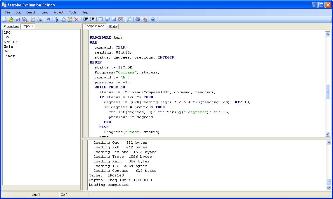 Easy Sceptre programming with Oberon-07 [100574] - Elektor