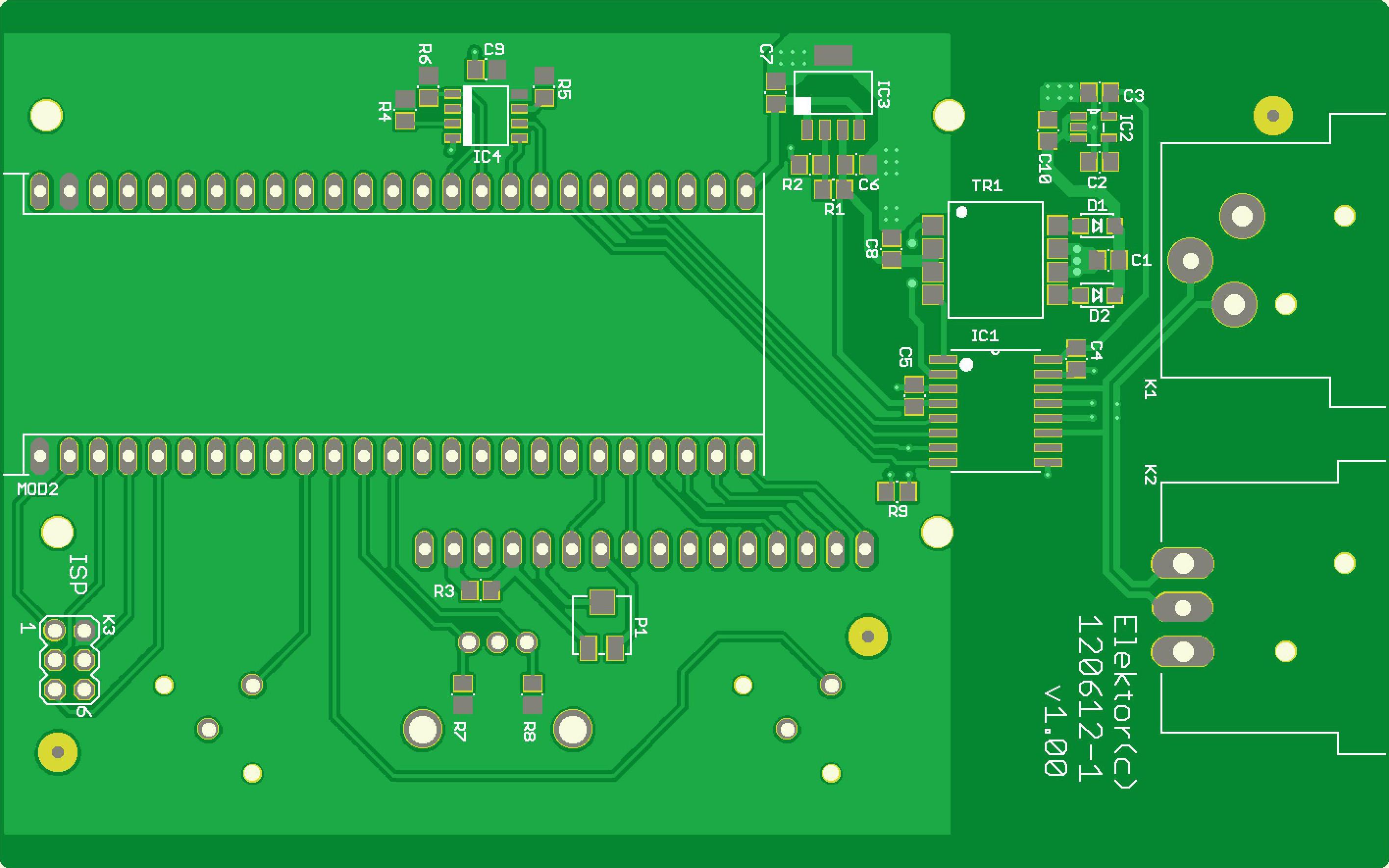 Usb Dmx Scene Controller Elektor Labs Magazine This Tesla Switch Circuit In Any Way Perhaps Like