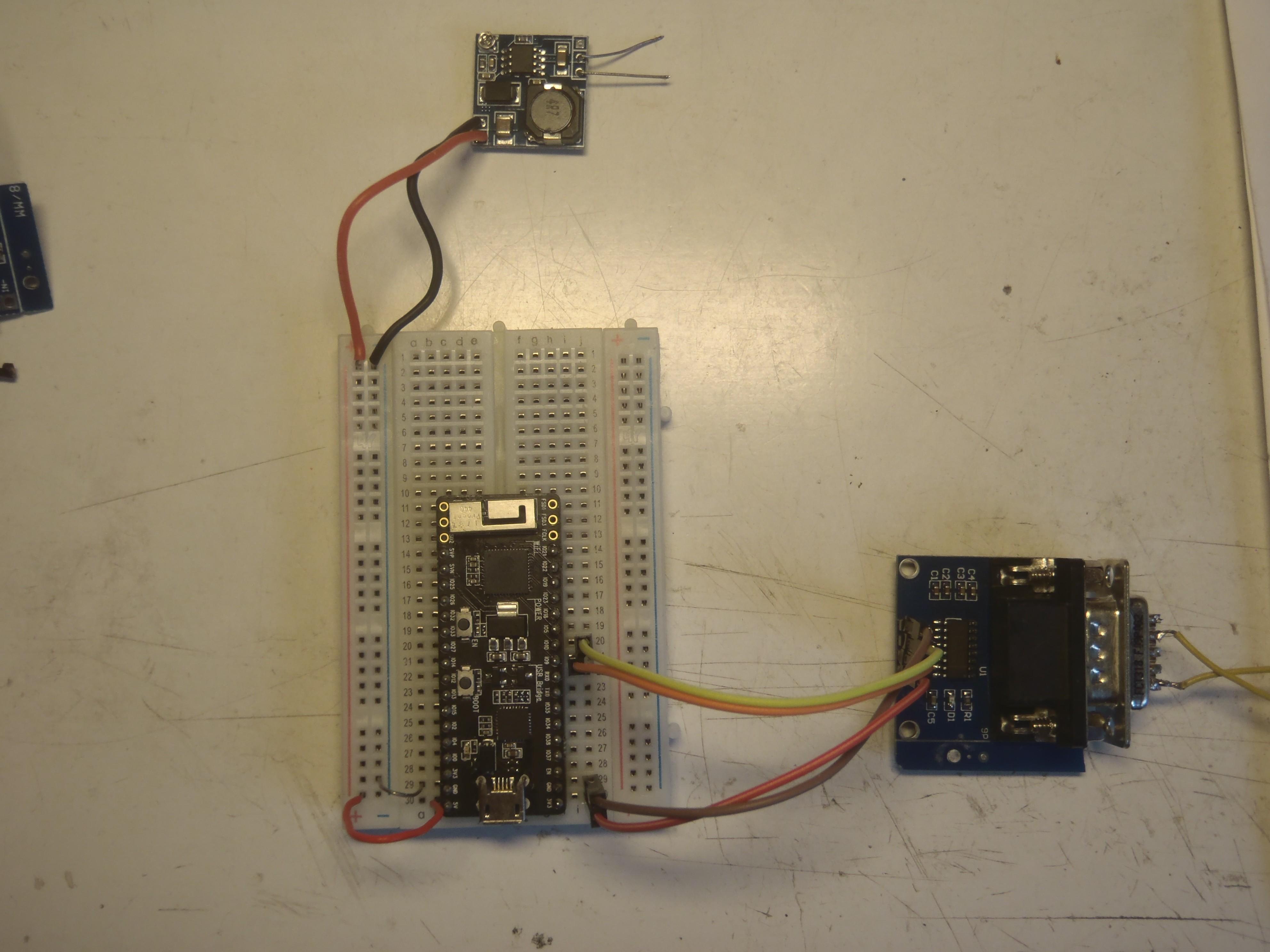 AIS to WiFi Converter - Elektor LABS | Elektor Magazine