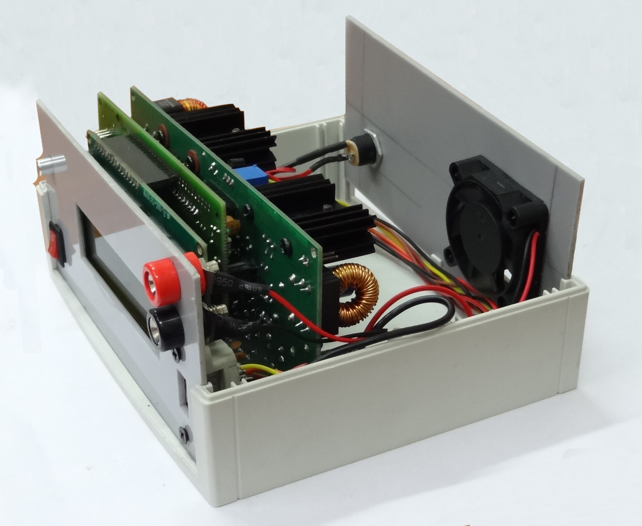 Platino Adjustable Bench Power Supply 130406 1 Elektor Labs Simple Dc Regulated With Overcurrent Magazine
