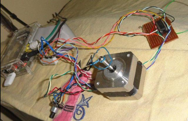 Fantastic Raspbery Pi Control A Stepper Motor With A Rotary Encoder Wiring Digital Resources Cettecompassionincorg
