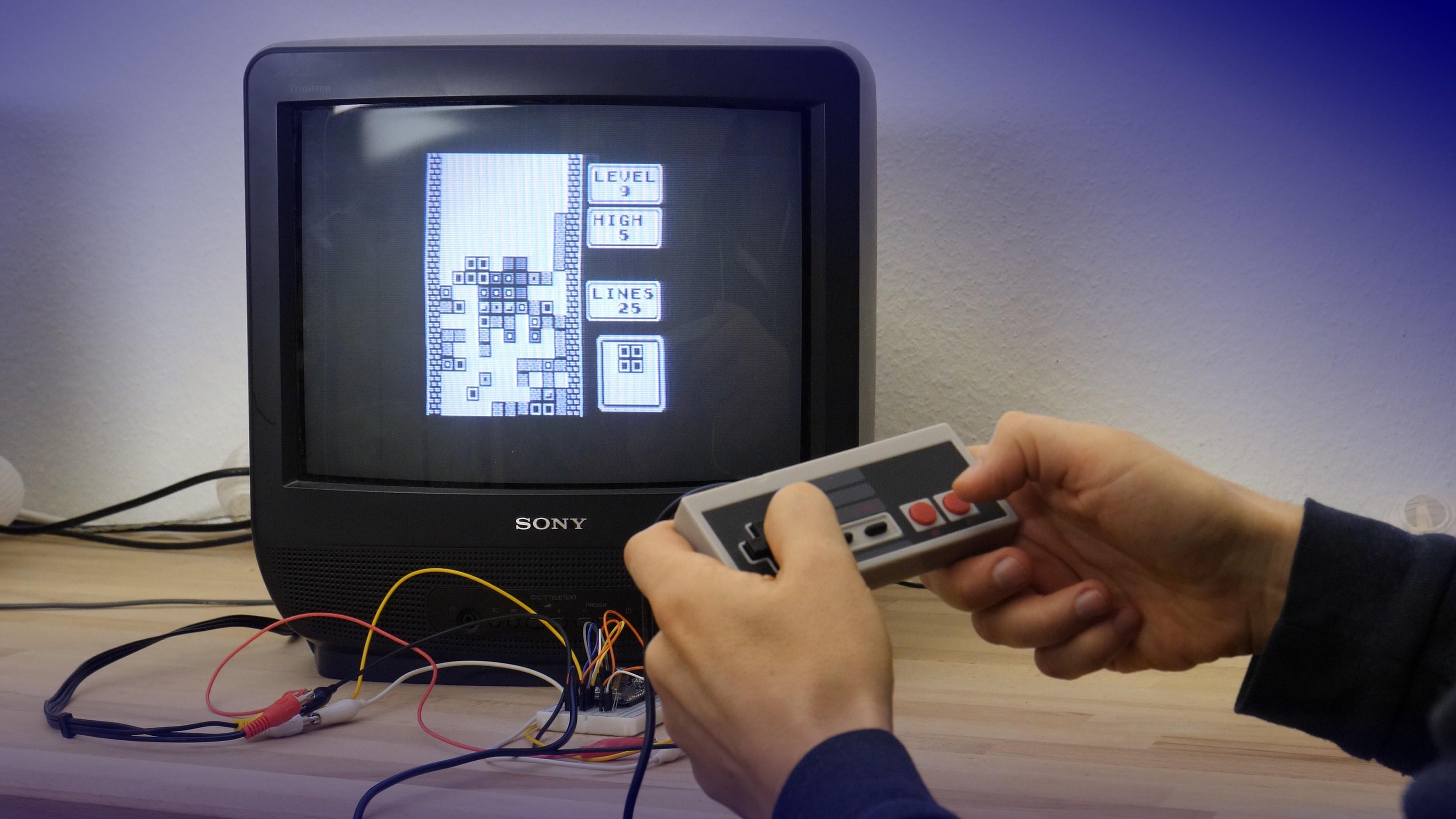 ESP32 Game Console - Elektor LABS | Elektor Magazine