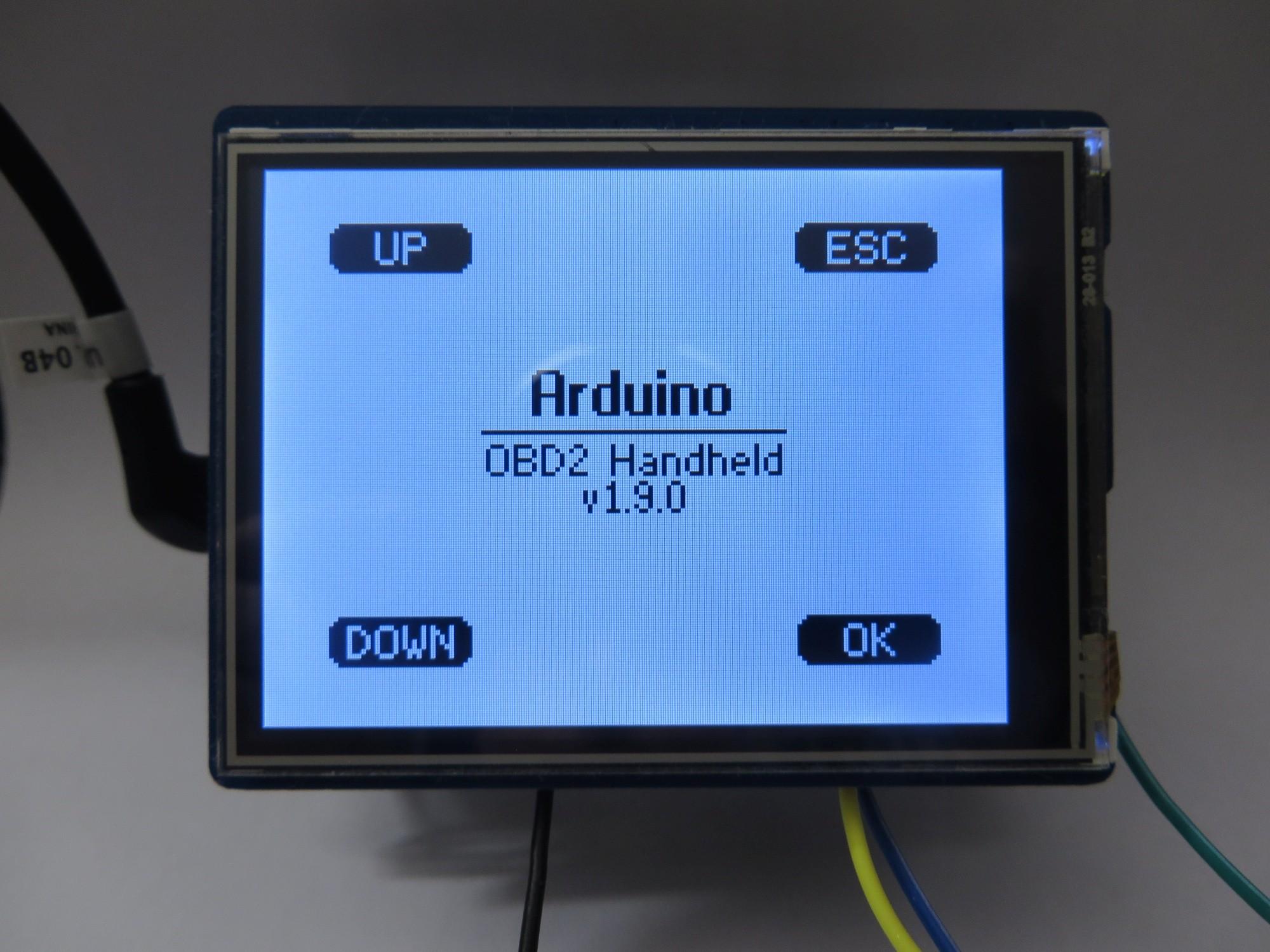 Obd2 For Arduino Elektor Labs Magazine Can Bus Wiring Diagram Also Mini Usb Pinout