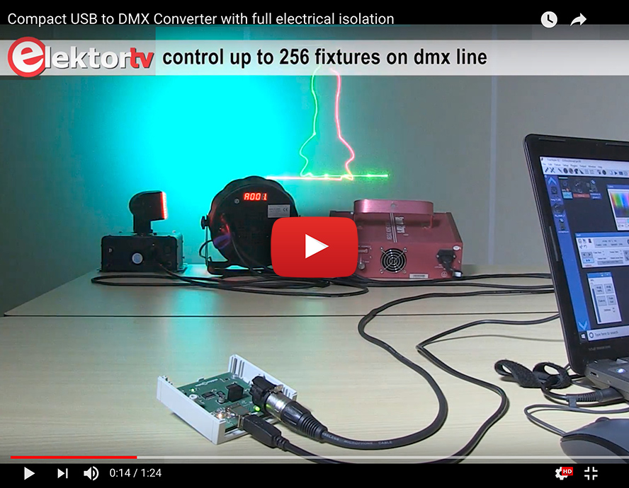 USB2DMX-converter-elektorTV-vid
