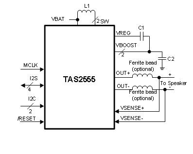 TAS2555