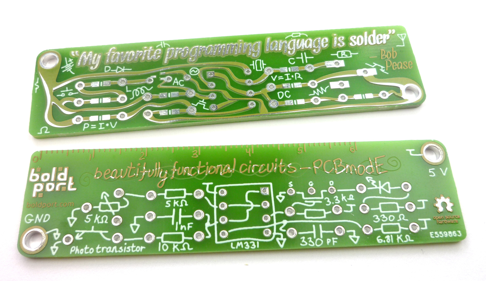 bob pease tribute boldport