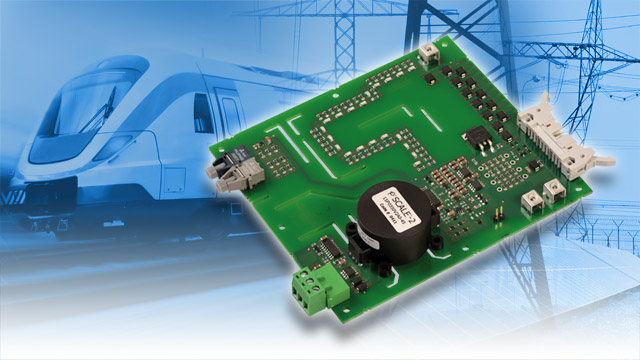 SCALE-2 Plug-and-Play gate driver 1SP0350 from Power Integrations