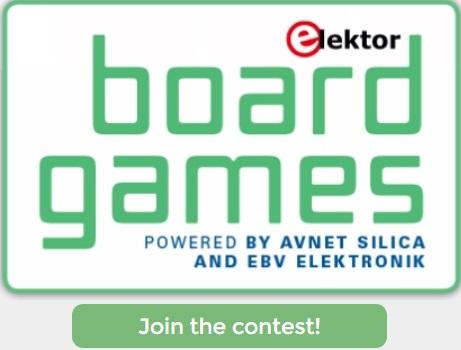 Mitmachen bei den Elektor Board Games!