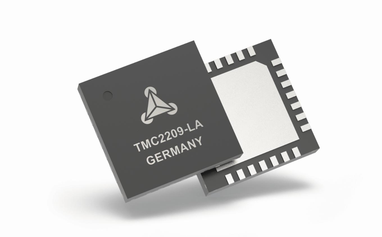 TMC2209 von Trinamic: Smarte Desktop-Anwendungen auf neuem Level
