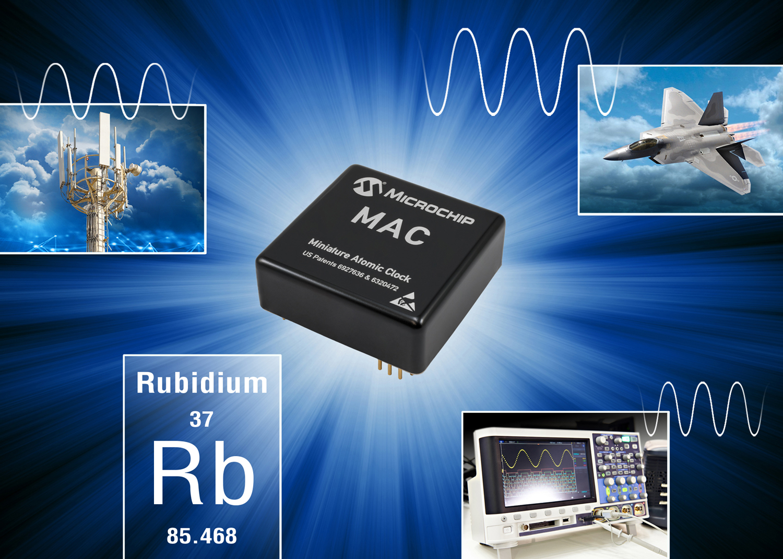 Microchip-Rubidium