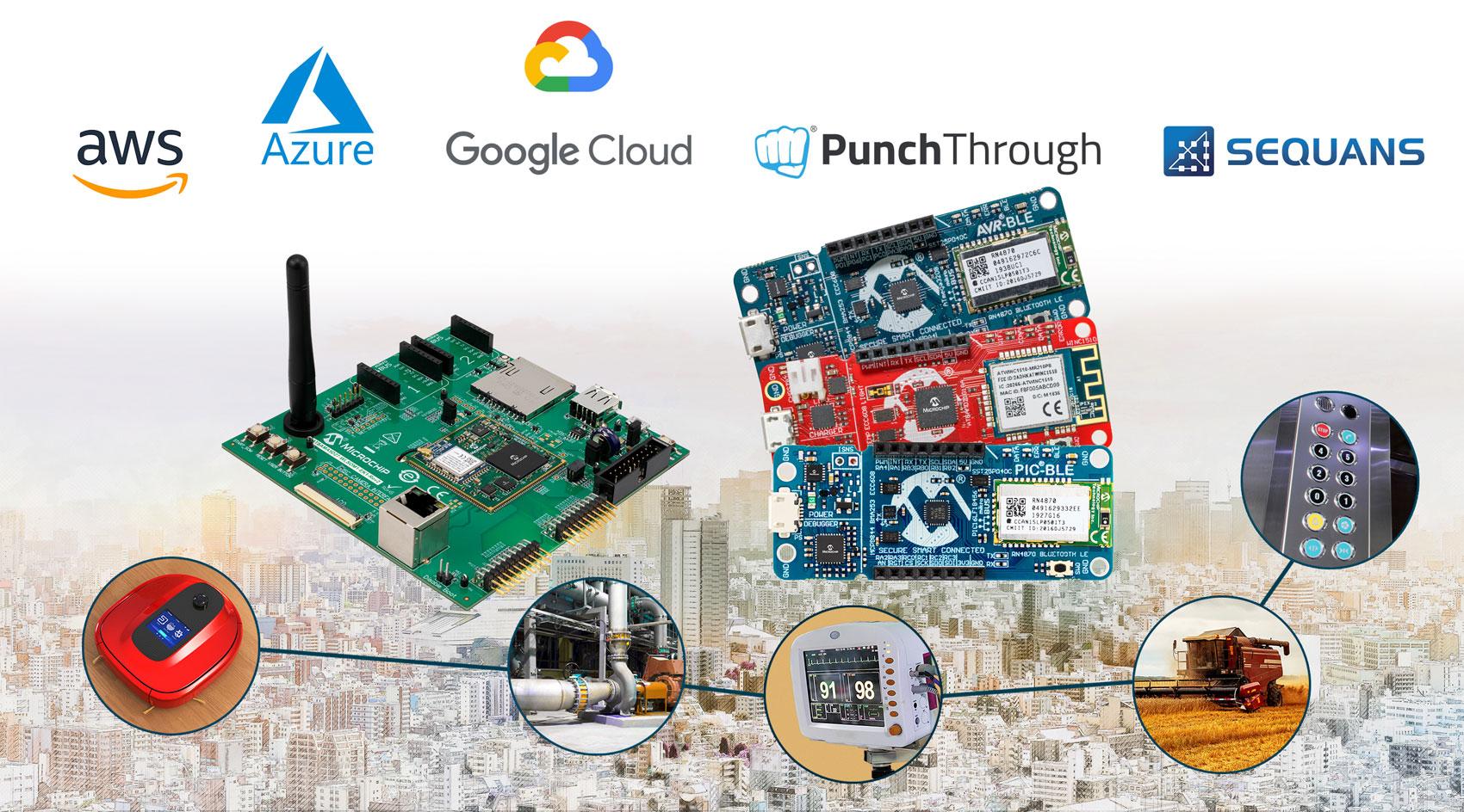 Microchip-IoT