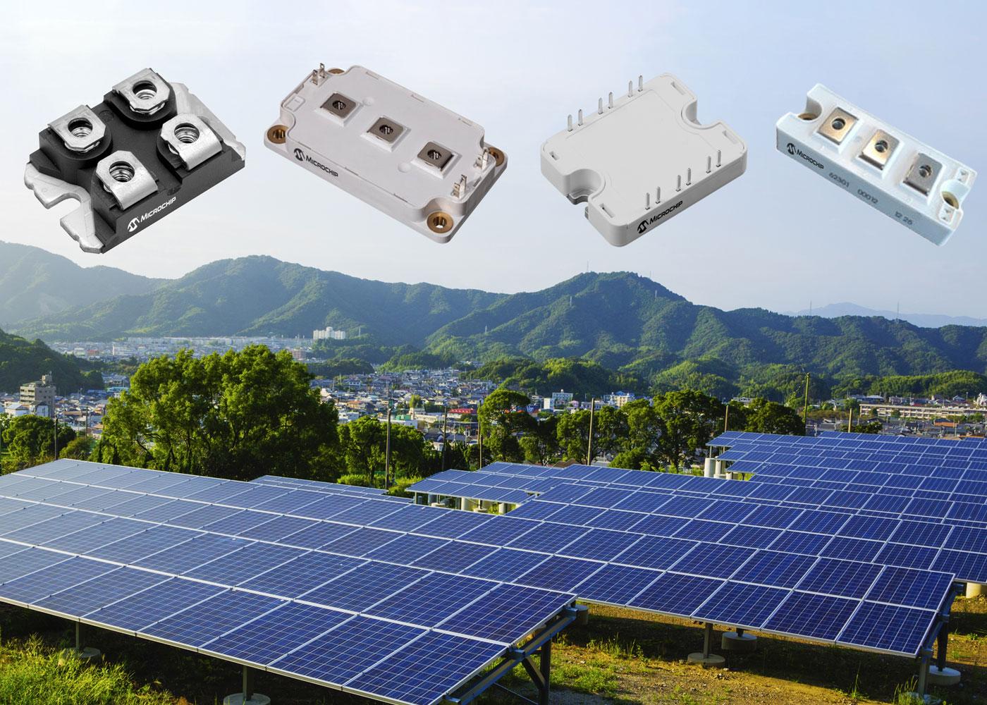 Microchip-Silicon-Carbide-Diode-Module