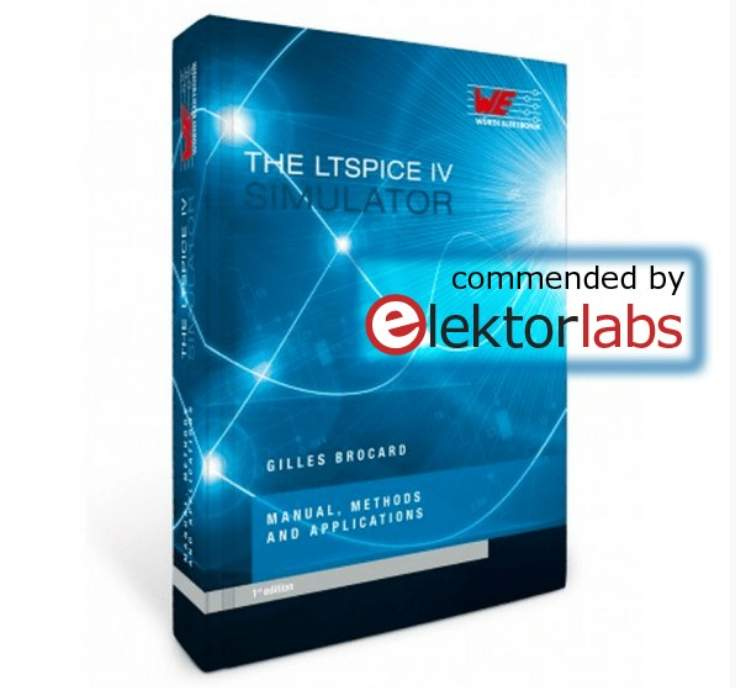 the ltspice iv simulator book