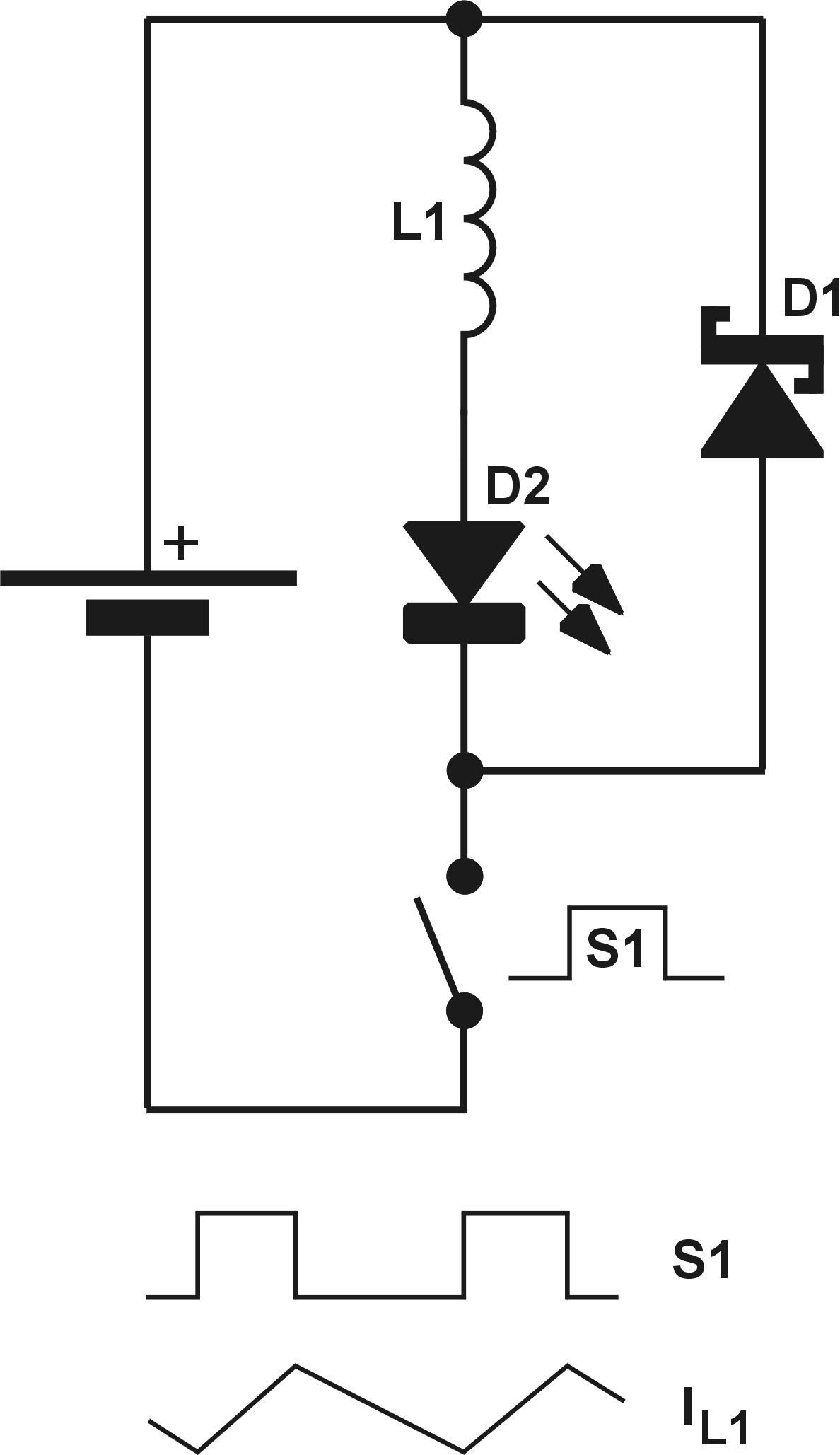 variateur pour LED sans scintillement