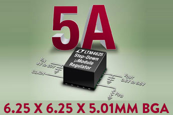 LTM4625 Linear Technology