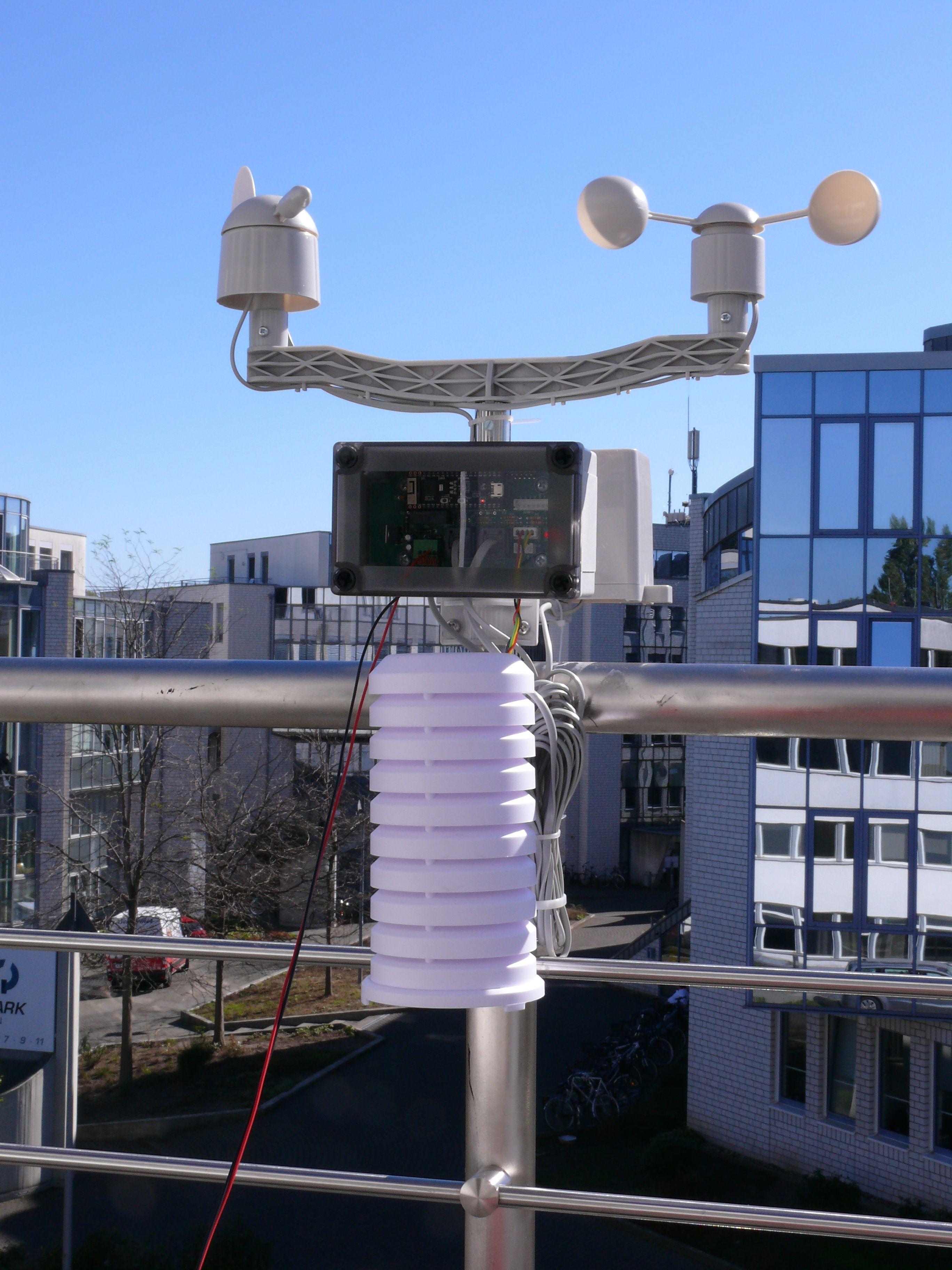 station météo à ESP32