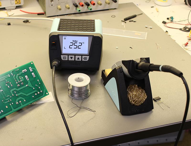 Review Weller WT 1014 soldeerstation