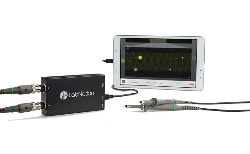 Smartscope and Tablet 2