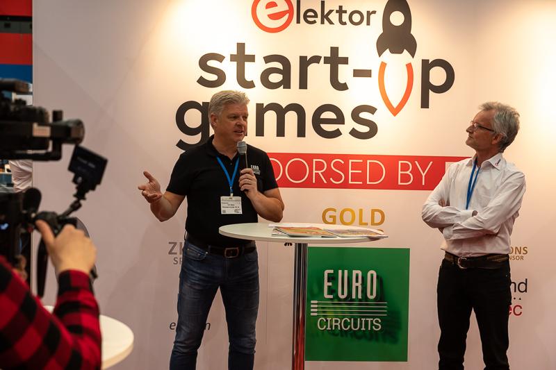 Eurocircuits TV Elektor Start-Up Games