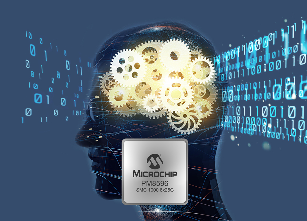 Microchip SMC 1000 8x25G