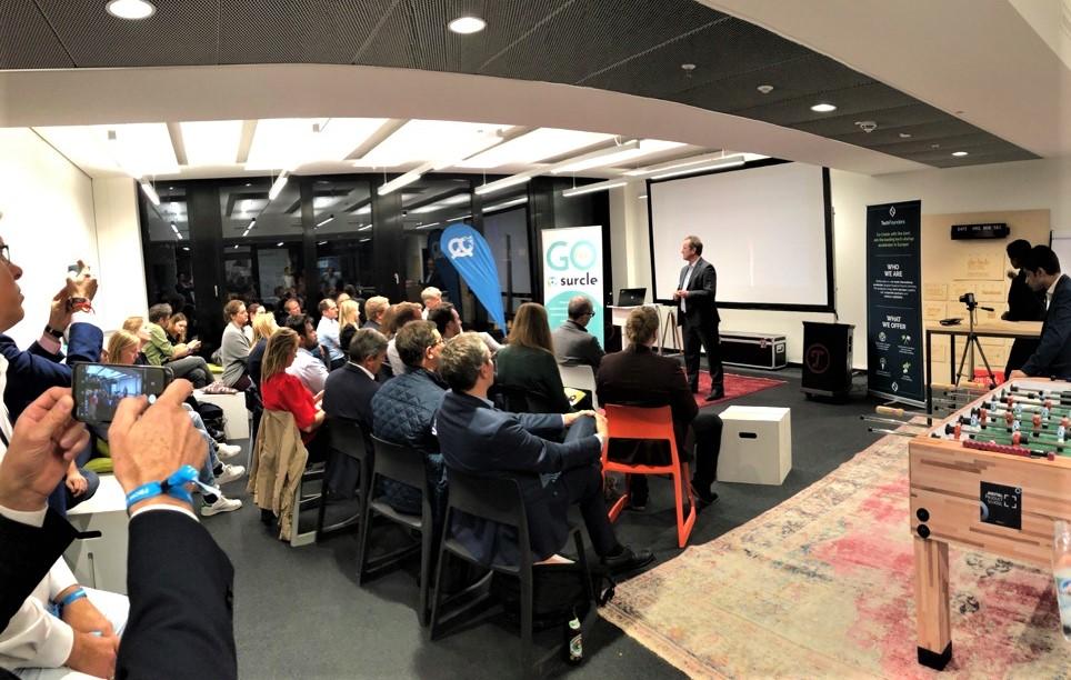 """Leidende start-ups en innovatoren over """"Innovation 4.0"""" in München"""