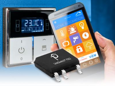 power integrations erm glicht wandschalter zur drahtlosen lichtsteuerung im smart home die. Black Bedroom Furniture Sets. Home Design Ideas