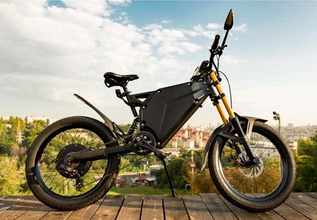 delfast e bike met een actieradius van 380 km elektor