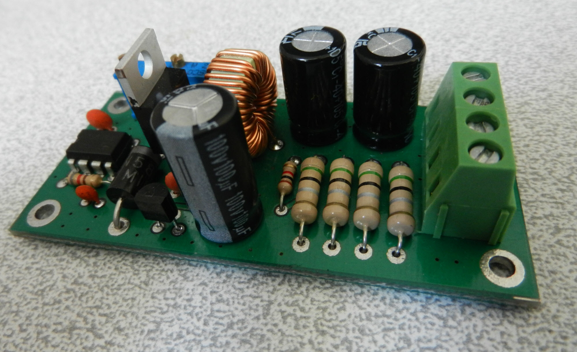 The Block Diagram Of Dc To Dc Converter Smps Is Shown Here