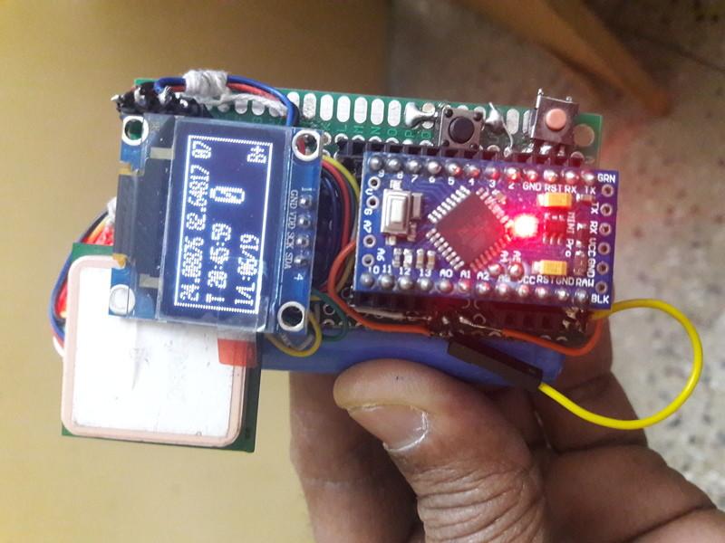 Bat Speed Monitor : Personal speedometer elektor labs magazine