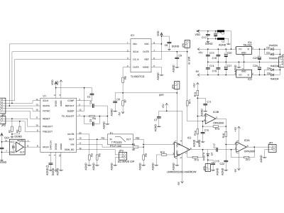 Ad9833 Function Generator Circuit