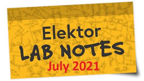 Elektor Lab Notes