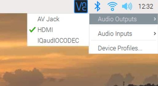 IQaudio Codec Zero settings