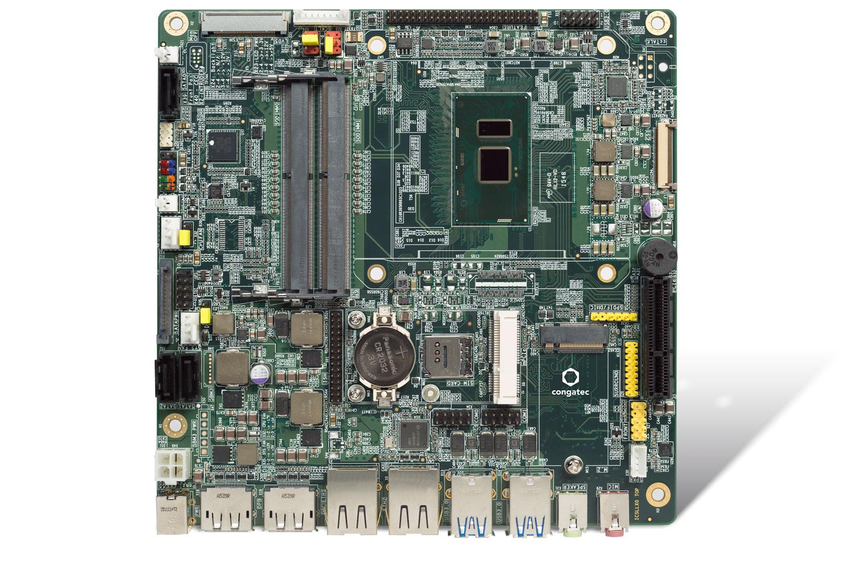 Thin-Min-ITX board congatec