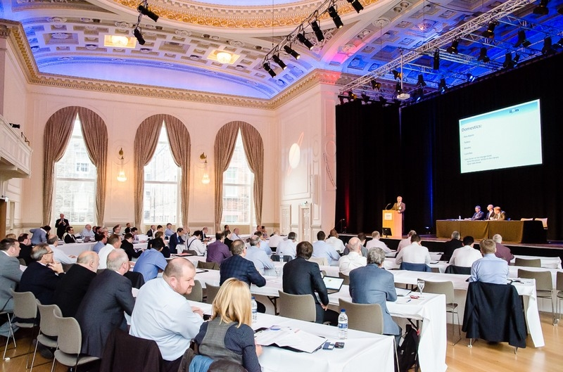 IIOM conference Edinburgh 2015 obsolescence management