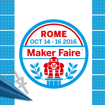 Mouser presence at Maker Faire Rome