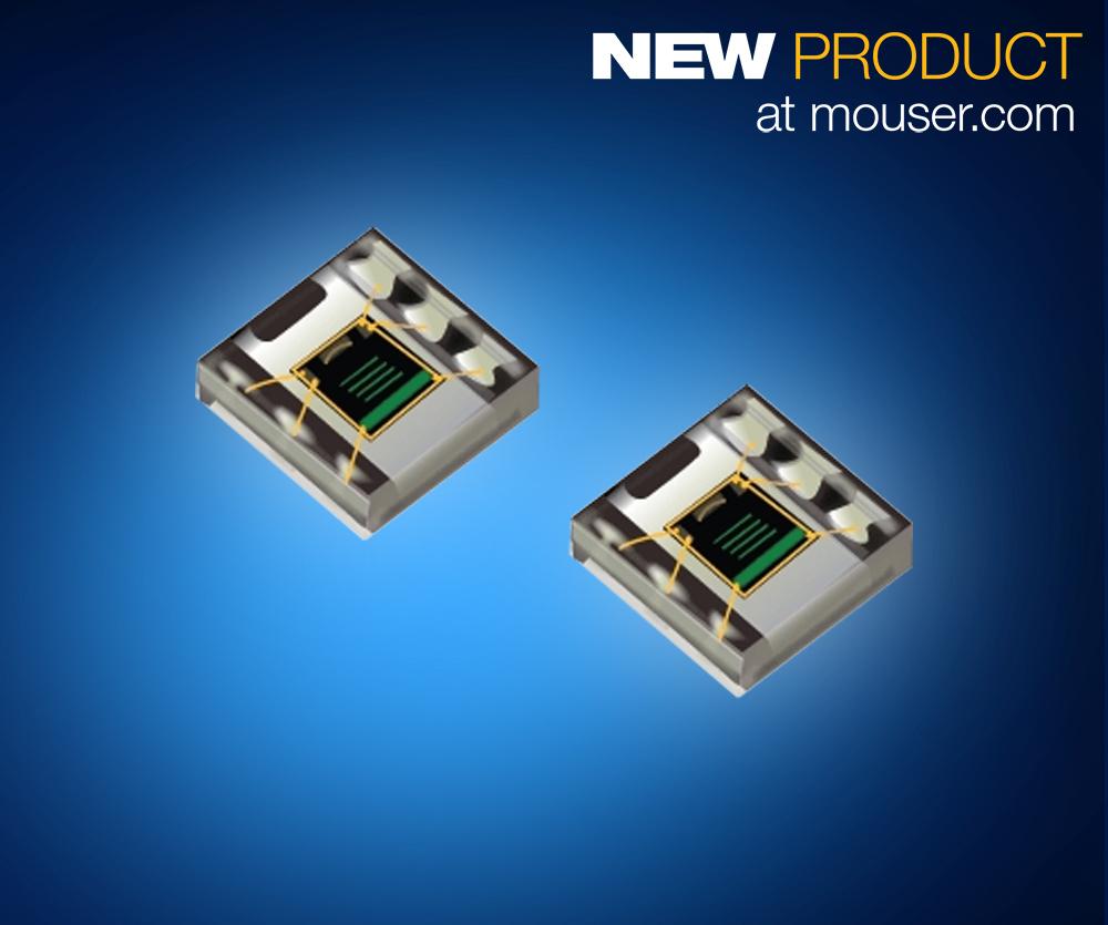 TI OPT3002 Light Sensor at Mouser Electronics