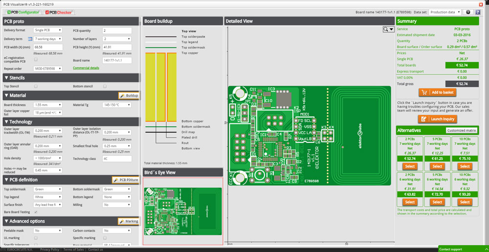 PCB Visualizer