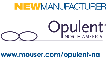 Global distribution agreement Mouser and Opulent