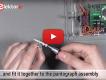 Horloge de sable Arduino : la construction