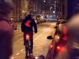 Veste de signalisation intelligente pour cyclistes
