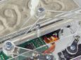 Banc d'essai du kit Elektor de l'horloge de sable