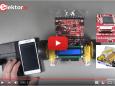 Brainbox AVR Kit: Arduino-robot draadloos sturen