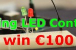 Contest: design a fading-LED circuit, win €100!