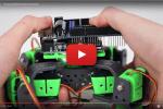 AllBot: Arduino-powered four-legged robot
