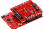 Drive up to 11 DC motors with one Arduino shield