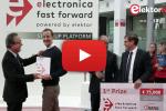 Three prize winning start-ups on video