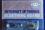 Pretzel-Board in blau: Review Bluething – Board für das IoT
