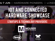 Hardware Pioneers IoT Showcase Is Back to London