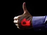 Elektronik auf der Haut. Bild: Takao Someya Research Group.